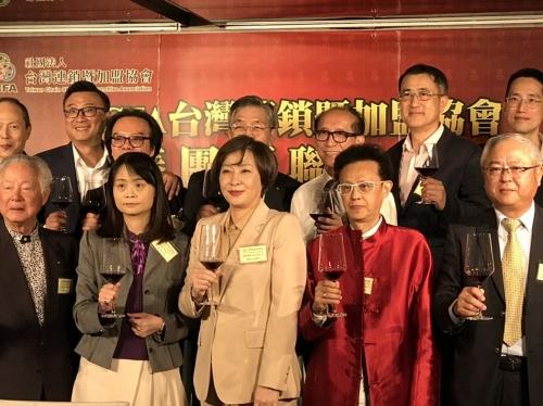 台灣連鎖暨加盟協會理事長賴淑芬:今年一片榮景